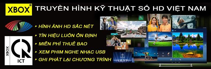 Banner slider Dau thu DVB T2 xbox