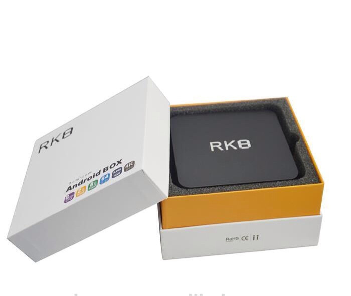 Android Smart tv Box Himedia RK8 OCTA CORE 8 nhân