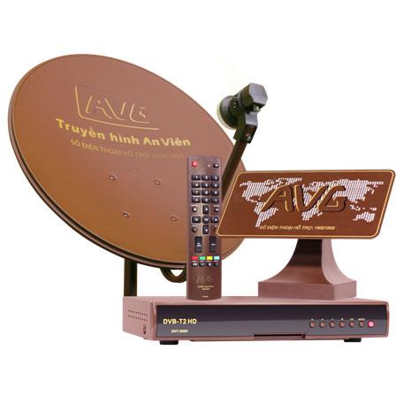 Công ty cung cấp đầu thu truyền hình AVG