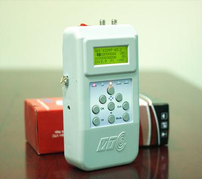 Máy đo tín hiệu vệ tinh VTC-SM01