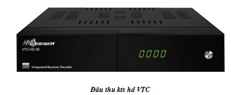 Cung cấp và lắp đặt đầu thu truyền hình VTC
