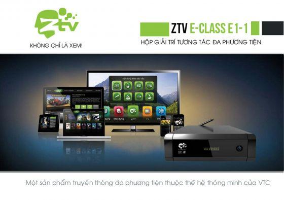 Bán đầu thu kỹ thuật số VTC, K+, ZTV và AVG